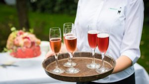 High Tea prosecco